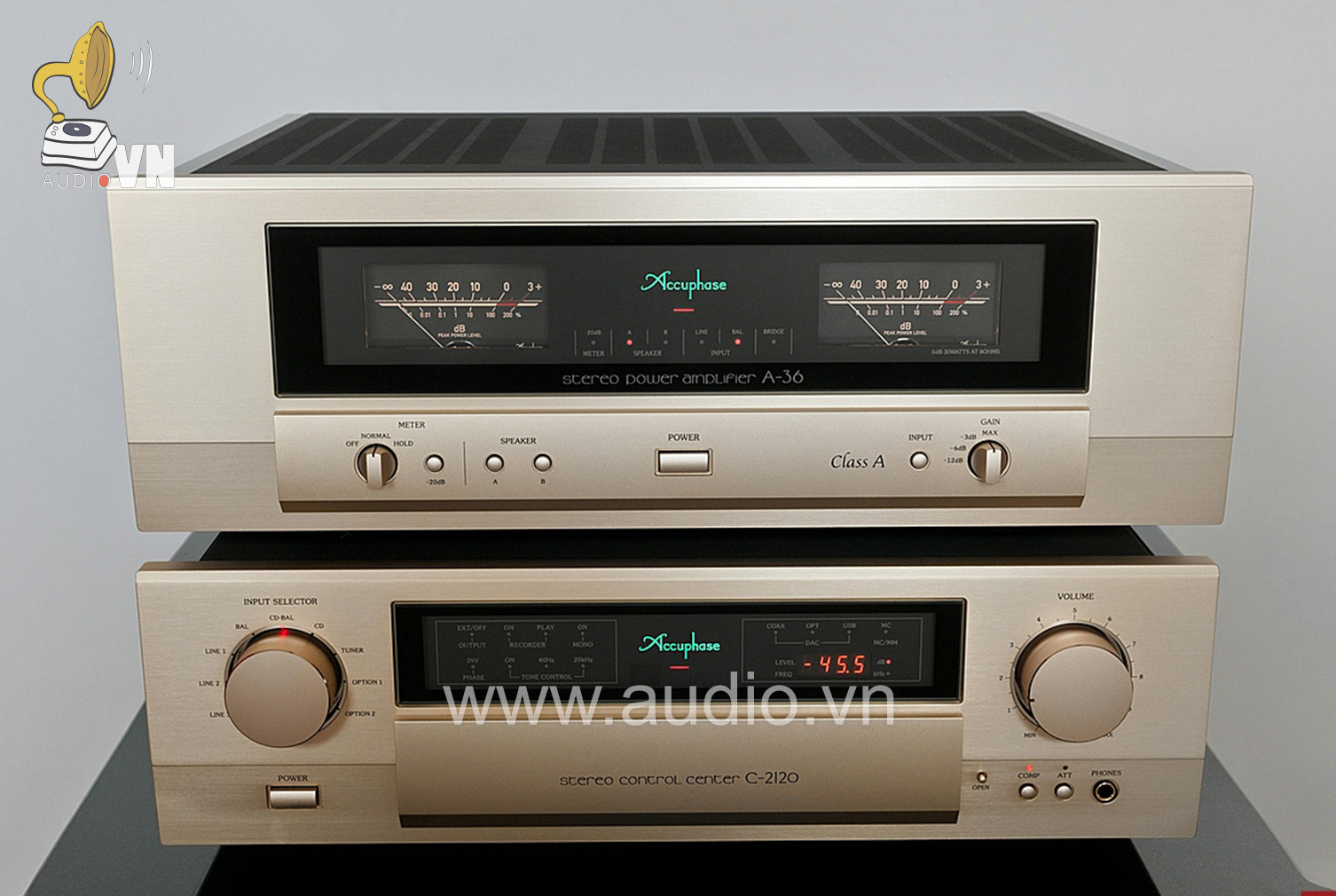 Pre ampli Accuphase C-2120 (2)
