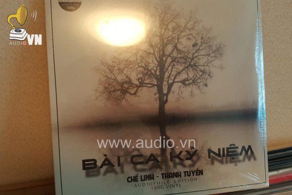 ALBUM BÀI CA KỶ NIỆM - CHẾ LINH - THANH TUYỀN