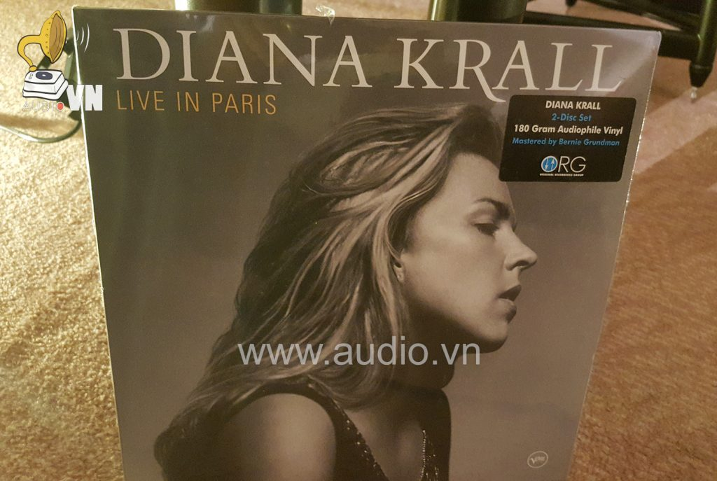 ALBUM DIANA KRALL LIVE IN PARIS (2)