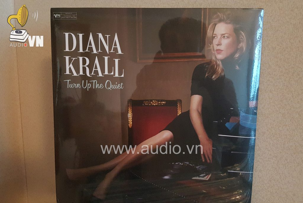 ALBUM DIANA KRALL TURN UP THE QUIET (1)