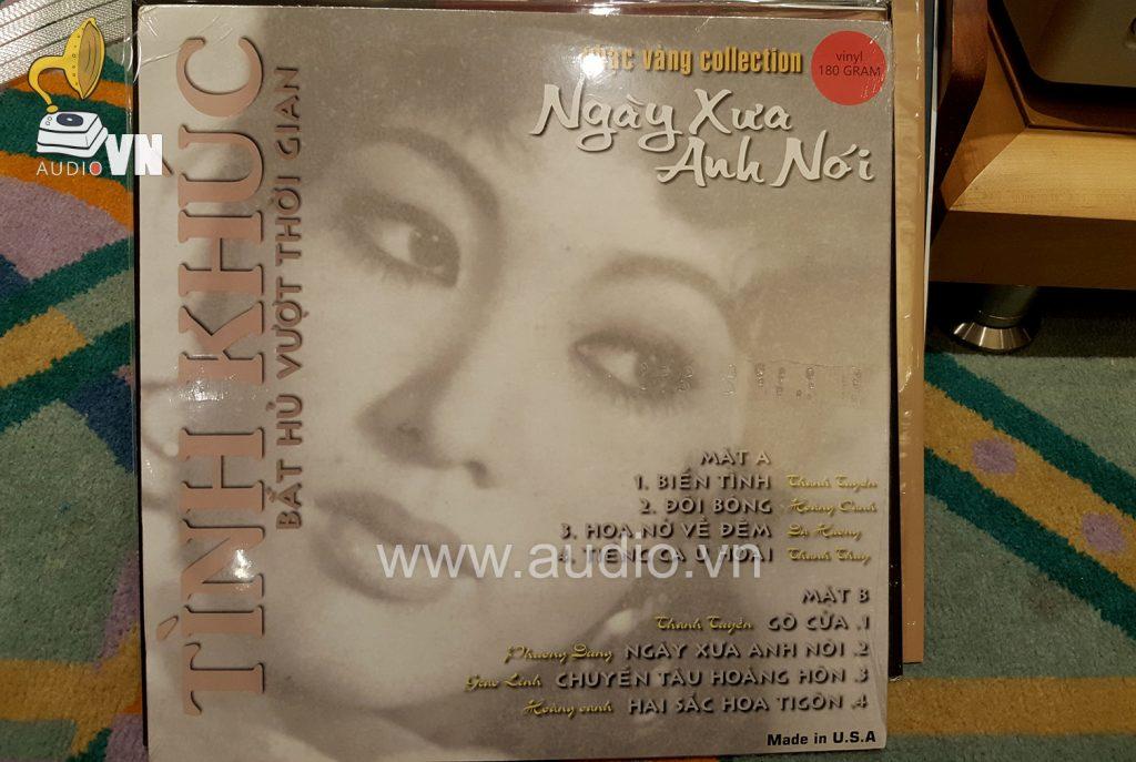 ALBUM NHẠC VÀNG COLLECTION - NGÀY XƯA ANH NÓI