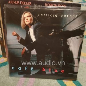 ALBUM PATRICIA BARBER CAFE BLUE (1)