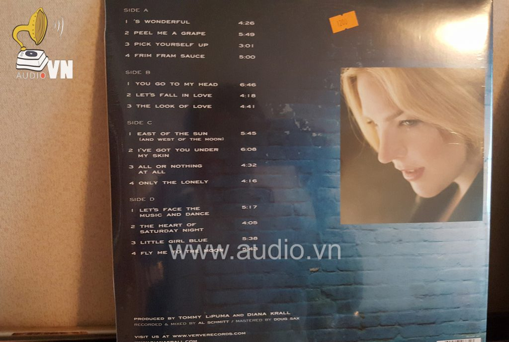 ALBUM THE VERY BEST OF DIANA KRALL (1)