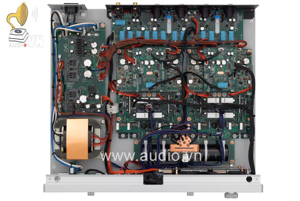 Ampli-Headphone-Luxman-P-700U-1