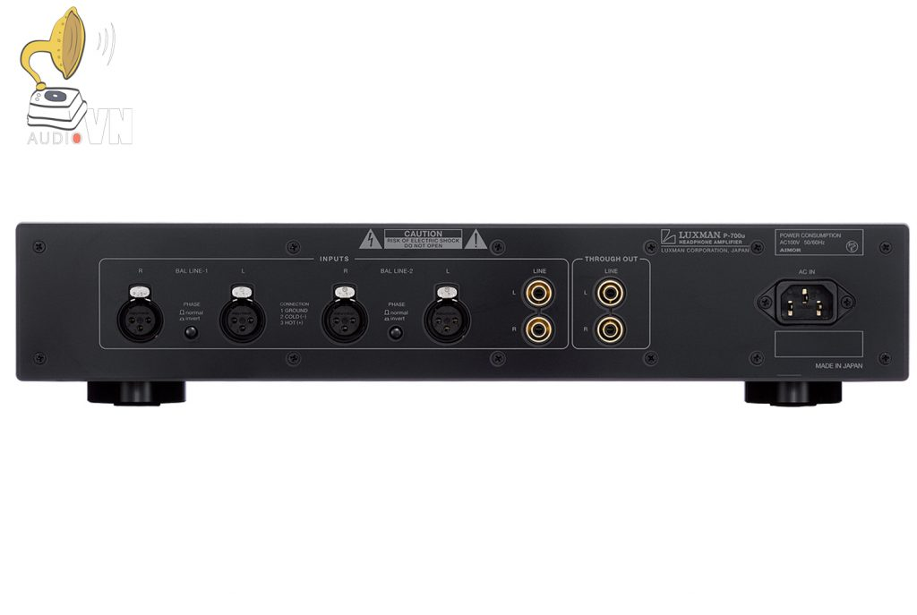 Ampli-Headphone-Luxman-P-700U-4