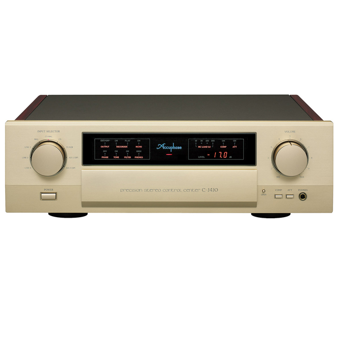 Amply Accuphase C-2420 (3)