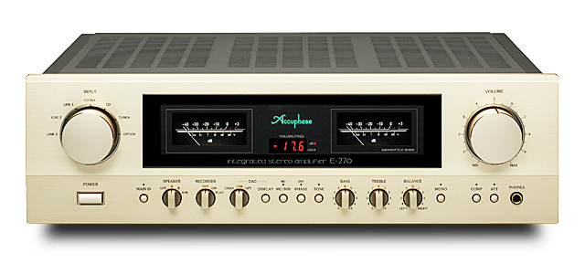 Amply Accuphase E-270 (1)