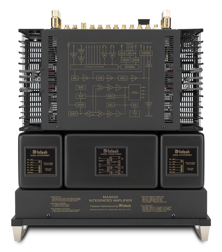 Amply MCINTOSH MA9000
