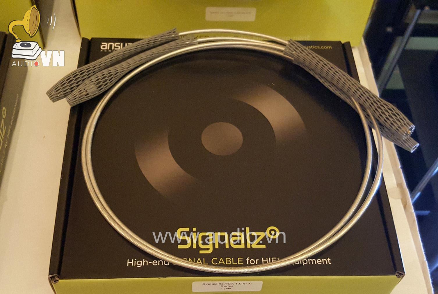 Dây Digital Ansuz Pom RCA 1m
