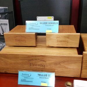 Entreq Silver Minimus Ground Box