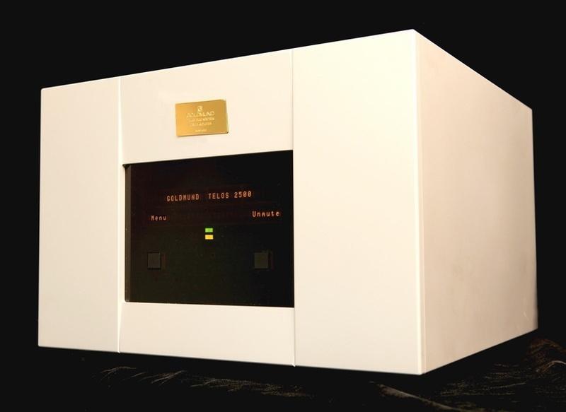 Goldmund Power Amplifier Telos 2500 NextGen-1