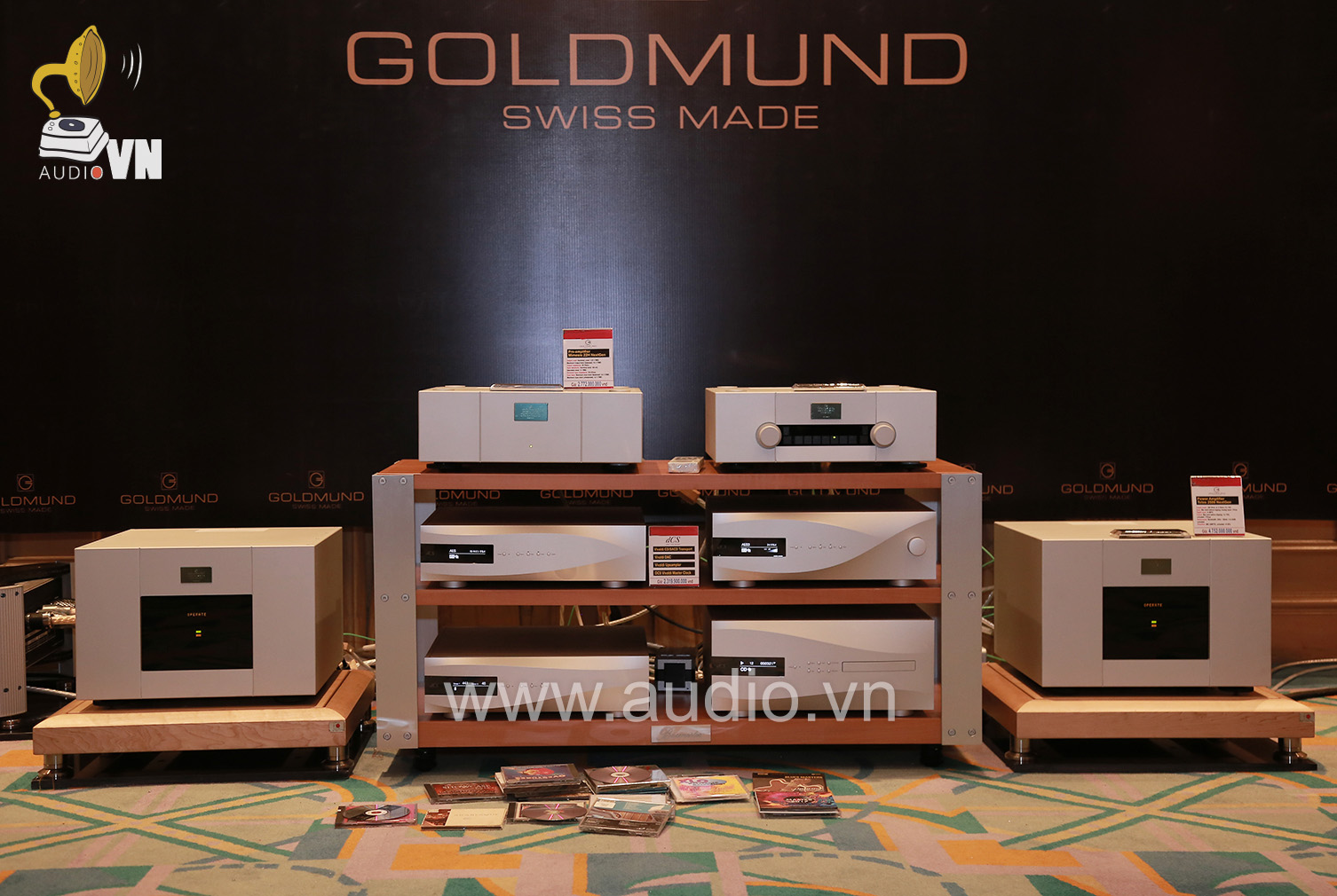 Pre-amplifier Mimesis 22H NextGen