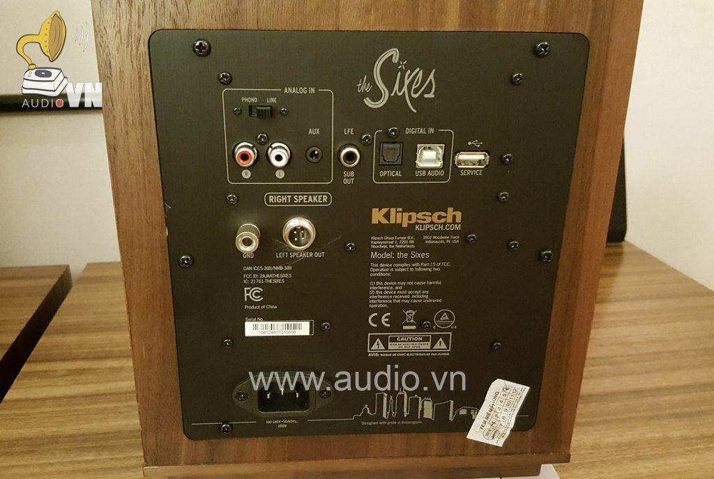 Klipsch The Sixes (4)