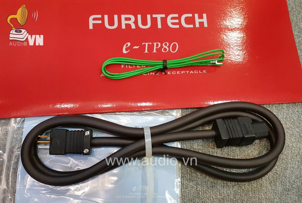 Lọc nguồn Furutech e-TP80
