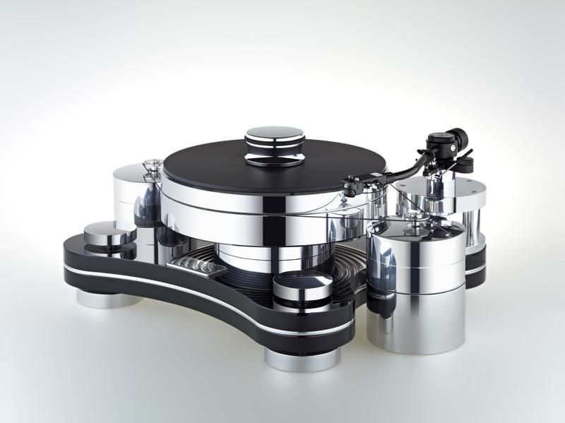 Transrotor Turntable ZET3 - 1-motor