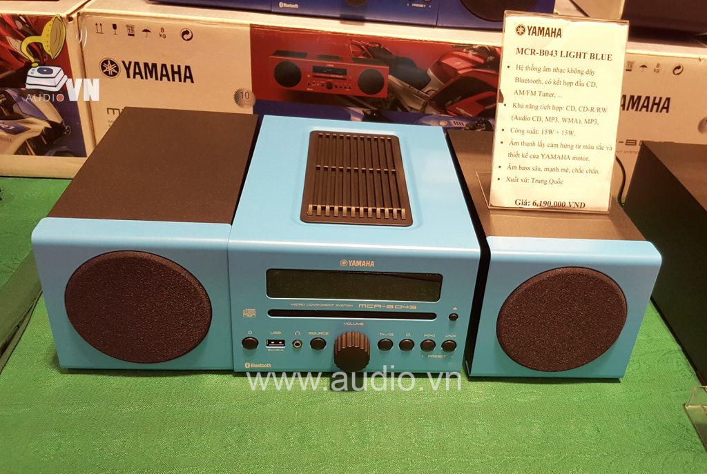 Yamaha MCR-B043 (2)