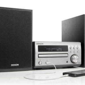 Hệ thống âm thanh Hi-Fi tích hợp sẵn