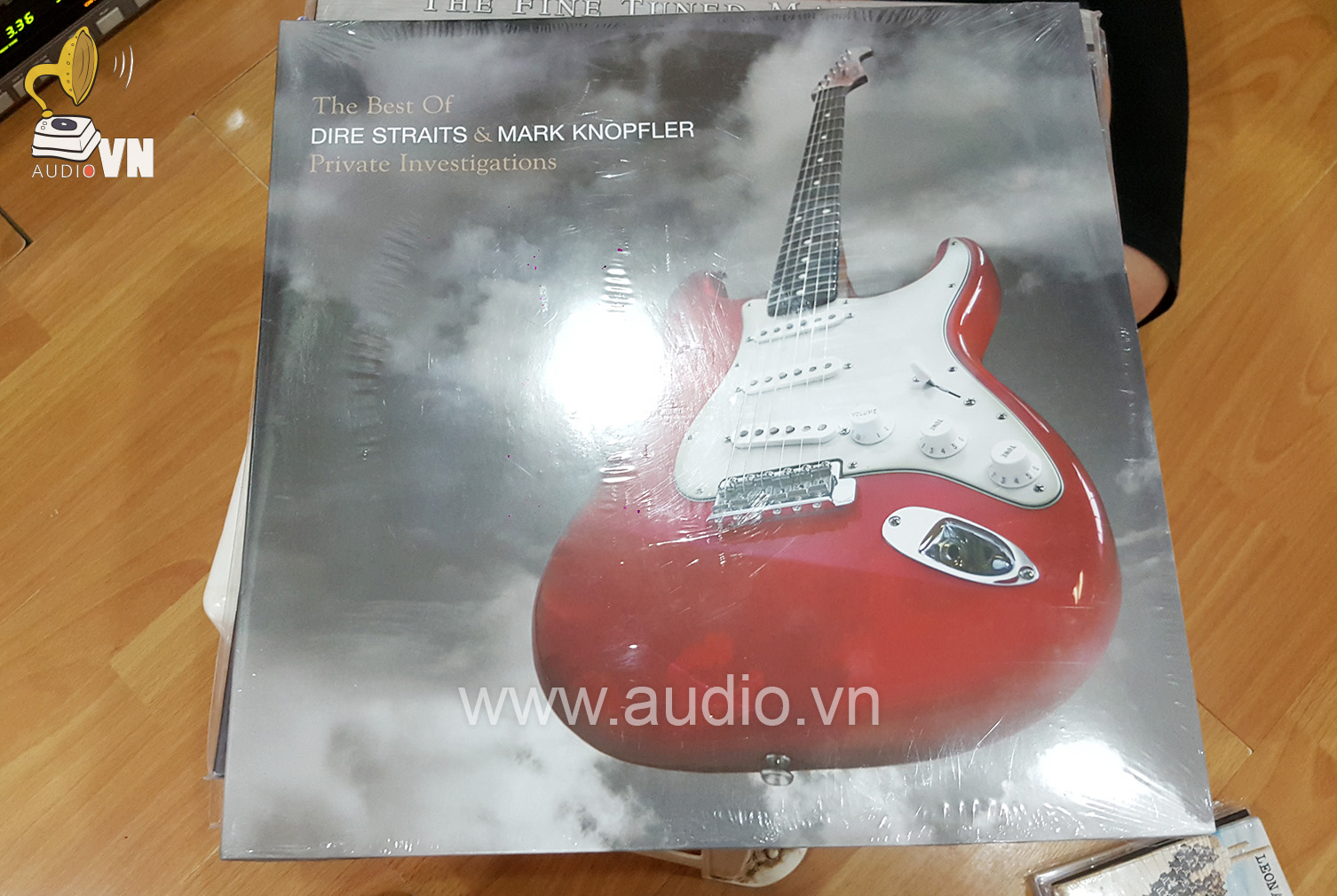 Đĩa than The Best of Dire Straits & Mark Knopfler (1)
