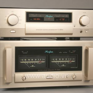 Accuphase C-3850