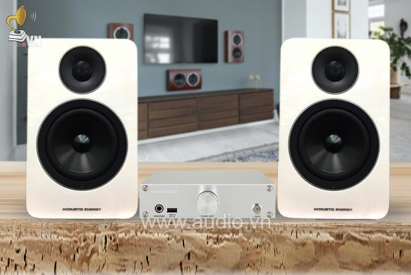 Cocktail Audio N15 & acoustic energy ae1