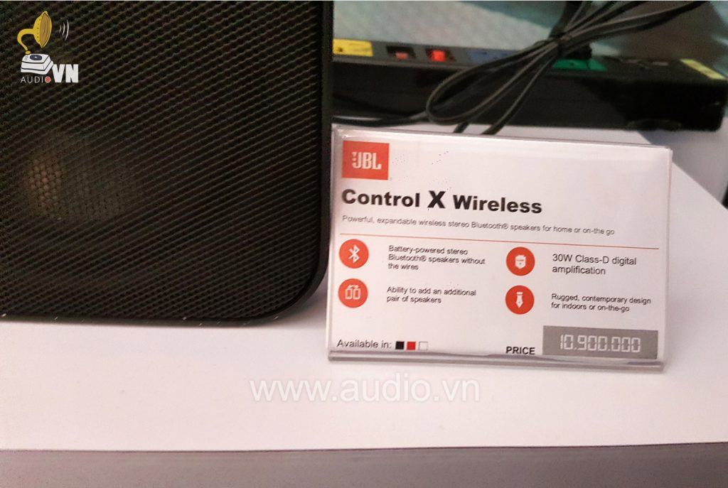 Loa JBL Control X Wireless