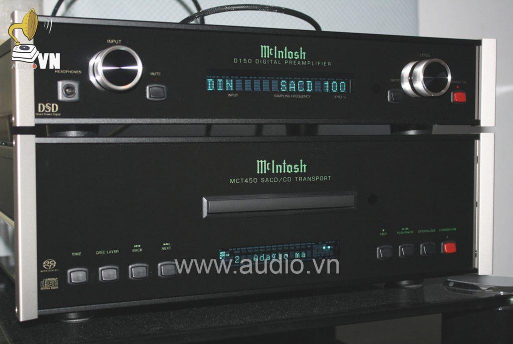 MCINTOSH D150