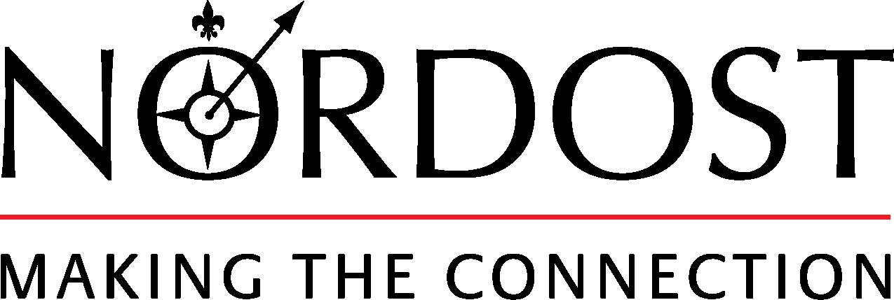 Nordost Logo Black