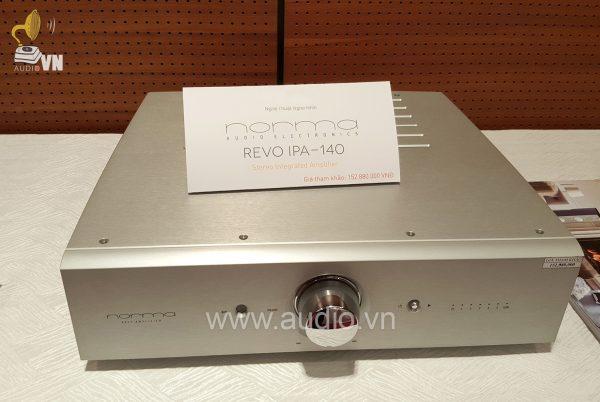 Ampli tích hợp Revo IPA 140 được thiết kế mang đậm triết lý âm nhạc của kỹ sư trưởng Enrico Rossi, một người luôn coi trọng sự hoàn hảo trong tái tạo lại chất giọng của nghệ sĩ biểu diễn.