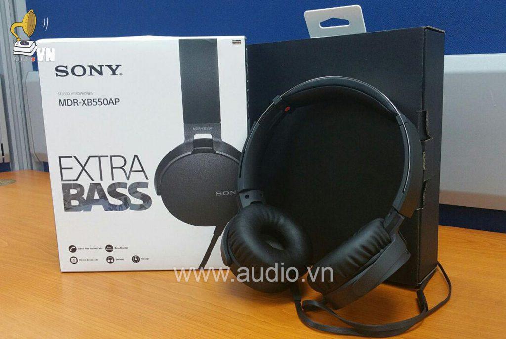 SONY MDR-XB550AP (5)