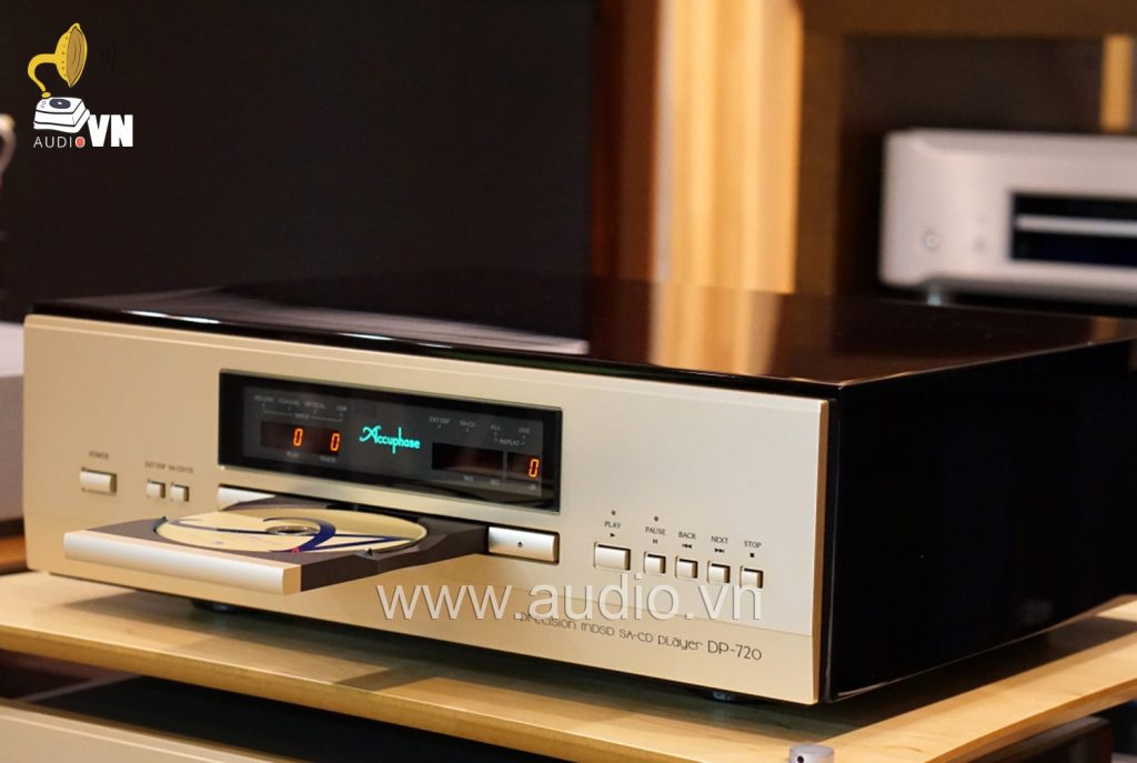 Đầu CD Accuphase DP-720