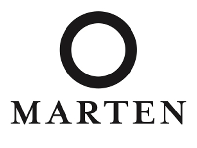 Marten audio logo