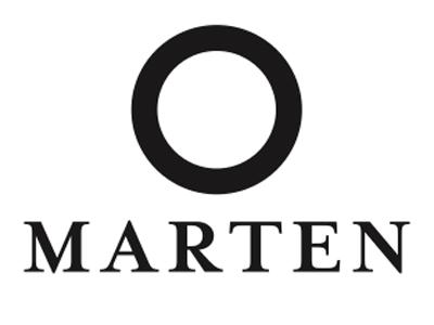 Marten audio logo