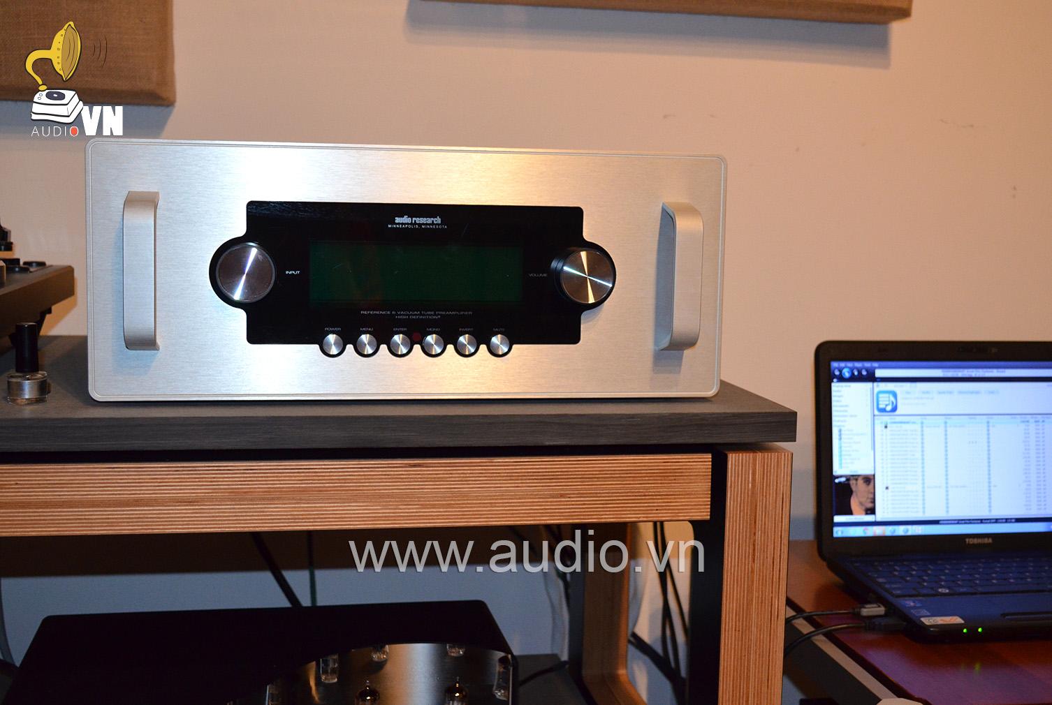 audio research ref 6