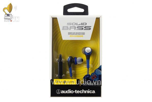audio technica ath-cks550is