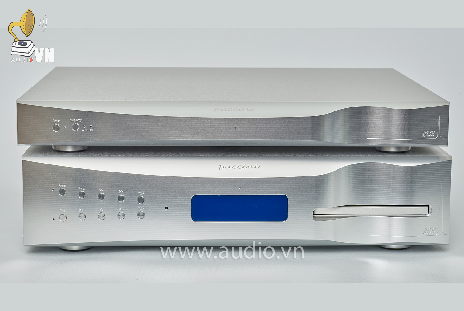Đầu CD/SACD Hi-end DCS Puccini CD/SACD