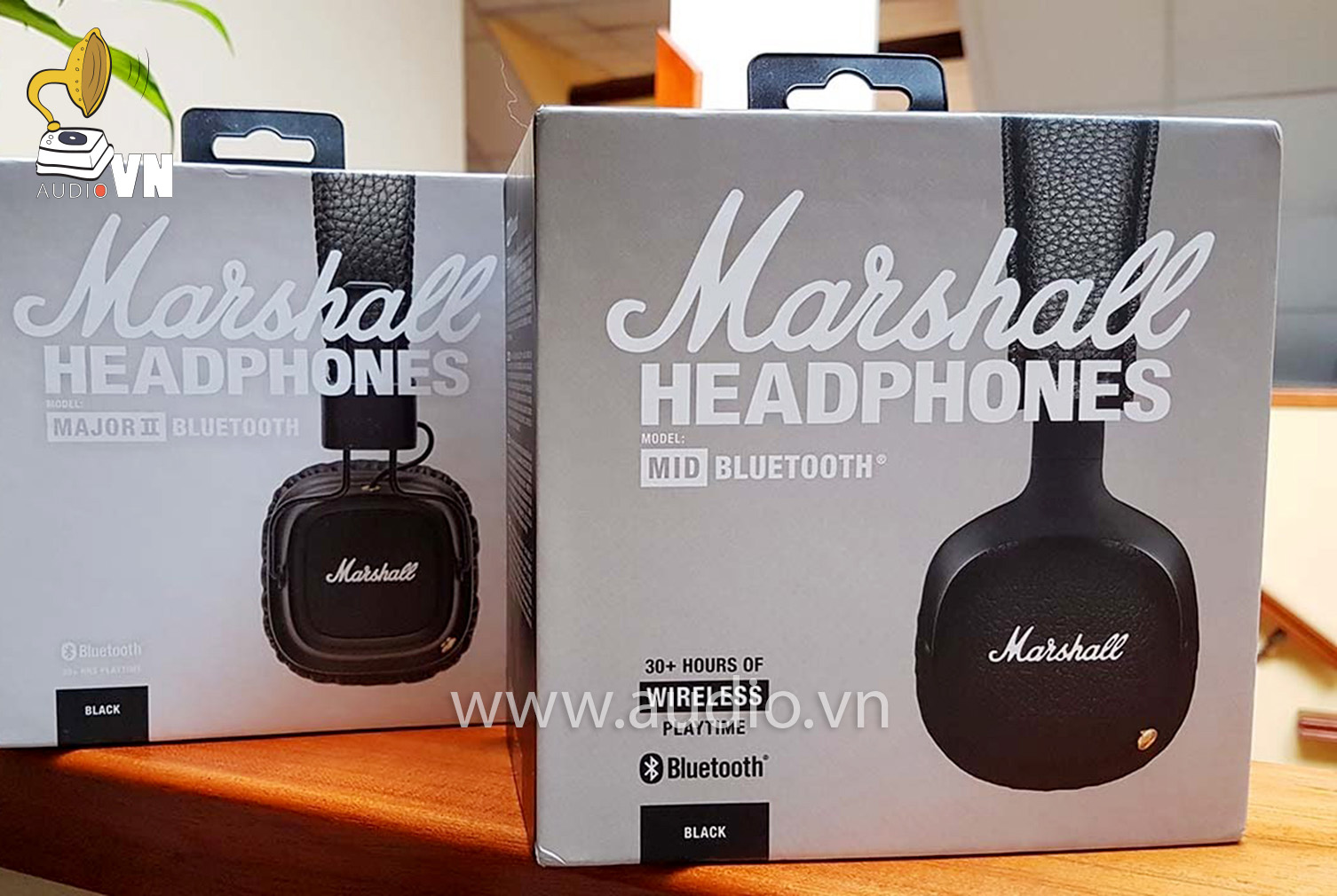 loa marshall mid bluetooth