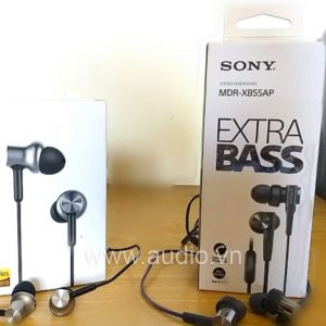 Tai nghe Sony Extra Bass MDR-XB55AP
