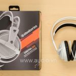 Tai nghe SteelSeries Siberia 200 White (51132)