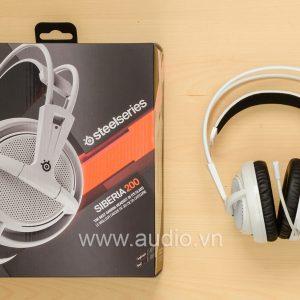 Tai nghe SteelSeries Siberia 200 White (51132)
