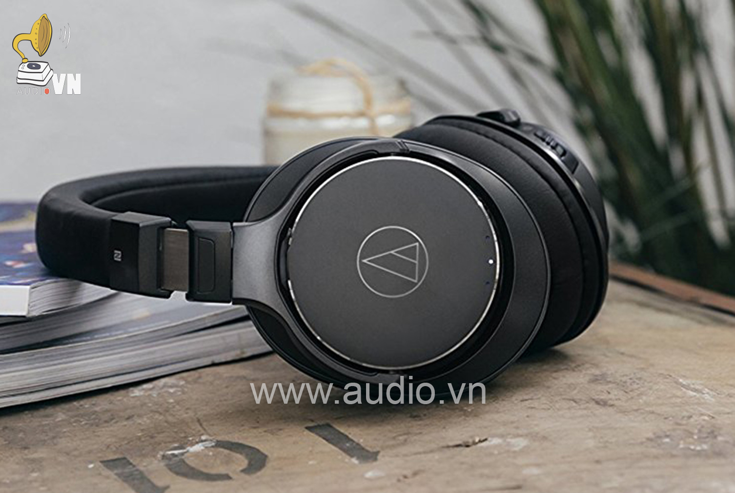 Audio Technica ATH DSR7BT Wireless